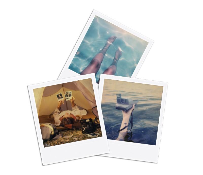 Bilderrahmen für Polaroid- und Impossible-Bilder | Wandstyle.com