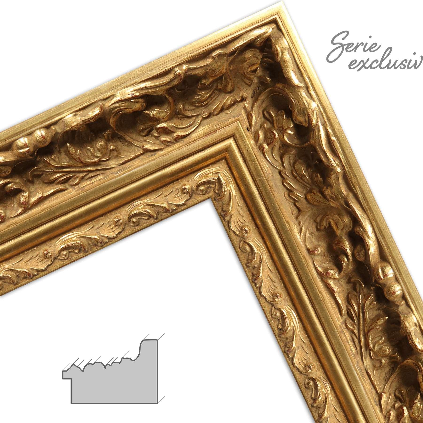 Barock u. Antik Bilderrahmen | Bilderrahmen | Frame Design Mende